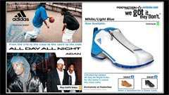 Thumbnail image for Footaction – Adidas: All Day, All Night Promo