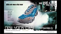 Thumbnail image for Footaction – Nike: Air Max City Tour Promo