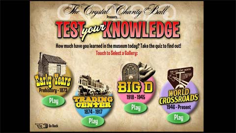 Post image for Old Red Museum – Learning Center Games