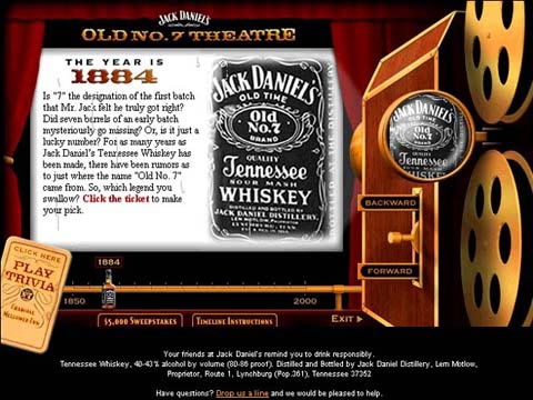 Post image for Jack Daniels – 150th Birthday Celebration