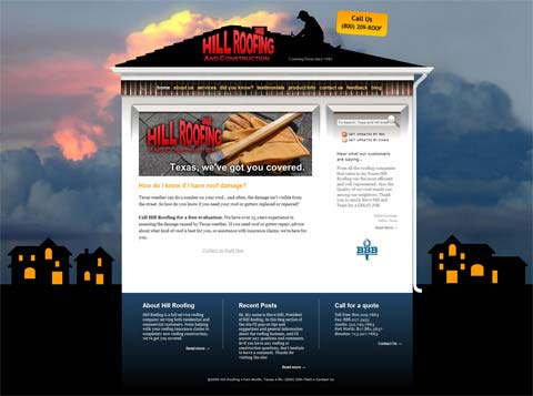 Post image for Steve Hill Roofing
