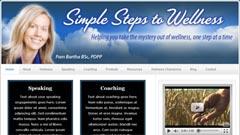 SimpleStepsToWellness.com thumbnail