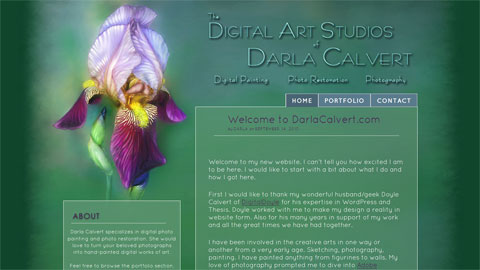 Post image for DarlaCalvert.com