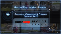 Thumbnail image for The Marketing Arm – GameStop | Halo:Reach Contest Entry