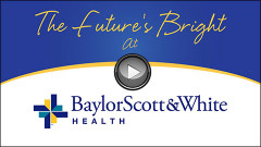Thumbnail image for Baylor Scott & White East Name Change Videos