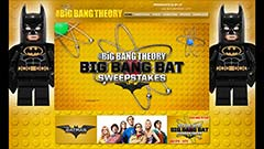 Thumbnail image for Big Bang Theory – Big Bang Bat Sweepstakes