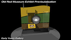 Thumbnail image for Old Red Museum – Content Overview