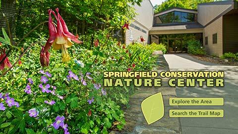 Post image for Springfield Nature Center Lobby Kiosk