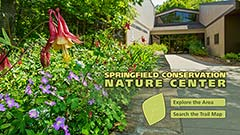 Thumbnail image for Springfield Nature Center Lobby Kiosk