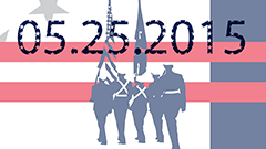 Thumbnail image for Baylor Foundation – 2015 Memorial Day eCard