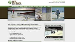DFW Urethane Mobile site