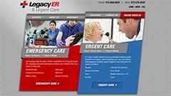 Legacy ER Mobile Site